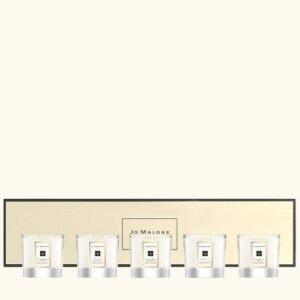 每个蜡烛仅£12!一共5个!祖马龙超便宜蜡烛礼盒上线!断货飞快!