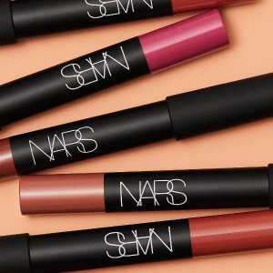 低至4.1折NARS 唇膏、唇釉热卖 $10收唇膏笔