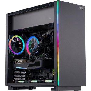 $1699.99 3070现货送游戏ABS Gladiator 台式机 (R5 5600X, 3070, 16GB, 1TB SSD)