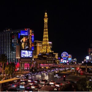 From $77Los Angeles To Las Vegas RT Airfare