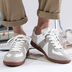 5折起+叠85折 €184收德训鞋24S 鞋靴专场大促 收麦昆、Veja、德训、巴黎世家等好价入