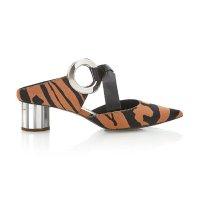 Proenza Schouler Point-Toe 低跟鞋