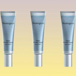 $21.23 (Shoppers$36.99)Neutrogena 视黄醇抗衰眼霜15ml 强效提拉眼周肌肤 紧致抗皱