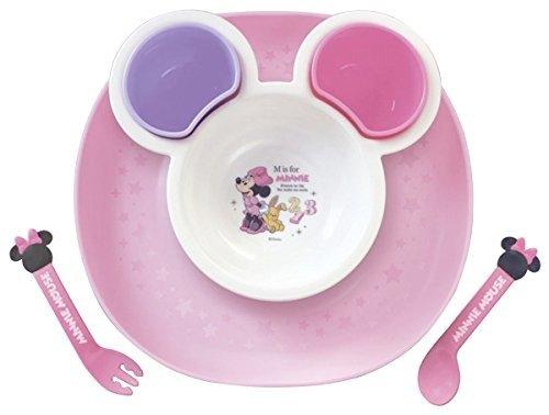 锦化成米妮儿童餐具