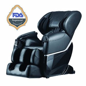 15% off sitewideBestMassage BM-EC77 Electric Full Body Shiatsu Massage Chair Recliner Zero Gravity w/Heat