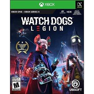 UBISOFTWatch Dogs Legion - Xbox One