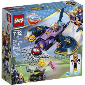 LegoBatgirl Batjet Chase