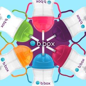 满AU$79免邮B.box 婴幼儿用品热卖,重力球吸管杯¥60,多色可选