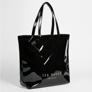 Ted Baker大蝴蝶结logo托特包