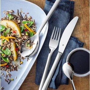 单人4件套€12.02WMF Nuova 餐具套装 含刀、叉、勺、咖啡勺 一个人也不凑合