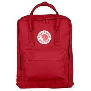 FjallravenKanken Classic Backpack - Deep Red