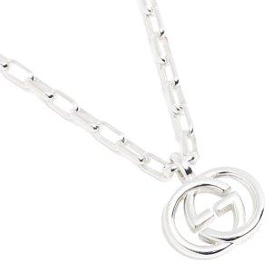 78a242fc6d17a4 Guccinecklacenecklace295710 J8400 8106 GG motif pendant silver. $211.90  $222.90. Gucci necklacenecklace295710 ...
