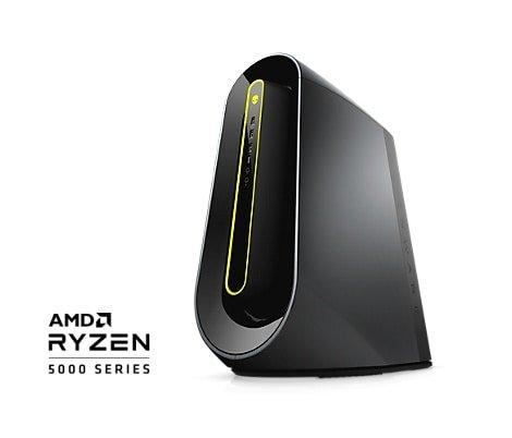 Alienware Aurora R10 台式机 (R5 5600X, RX 6800 XT, 8GB, 1TB)