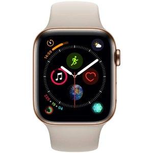 低至7.1折Apple Watch 4 GPS+蜂窝网络版热卖 音乐运动资讯全掌握