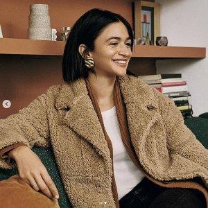 $49.9(原价$59.9)Uniqlo优衣库 泰迪熊外套 保暖又时尚,博主都在穿