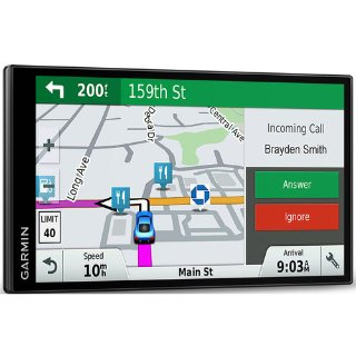 $99Garmin DriveSmart 61 NA LMT-S 6.95吋车载智能GPS官翻版