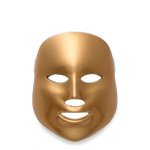 Light Therapy Golden Facial Treatment Device