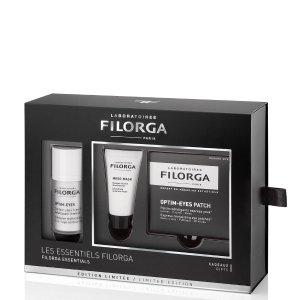 Filorga明星眼部抗衰套装360雕塑眼霜3件套