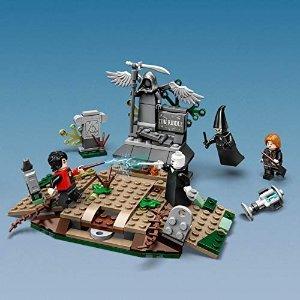 Lego哈利波特伏地魔的重生系列