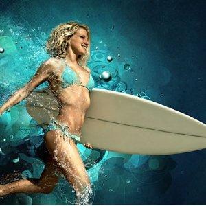 $95 (原价$139) 在海上飞起来Waves Surf School 海边一日游冲浪课程