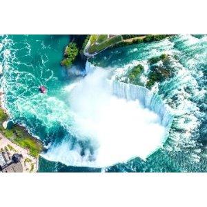 加东名城经典6日【千岛湖+蒙特利尔+魁北克城+渥太华+大瀑布+多伦多/奥特莱斯】