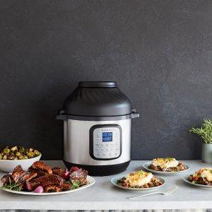 Instant Pot Duo 多功能电压力锅及空气炸锅一体机