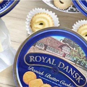 $3.48起 隔天到货Royal Dansk 皇家丹麦曲奇等曲奇饼干热卖