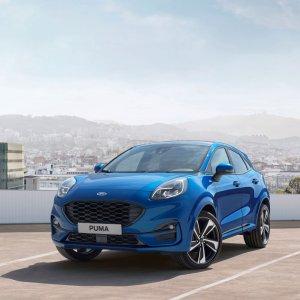 高配置 按摩椅 CarPlay欧洲福特新款 Ford Puma 运动小型SUV
