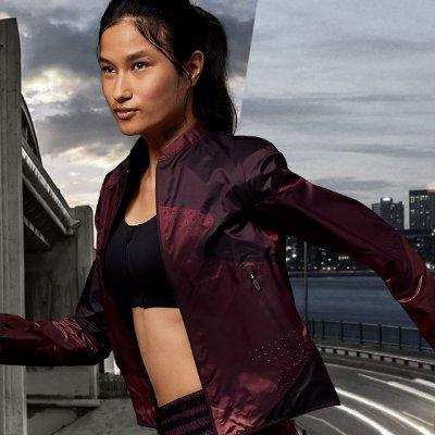 新用户立享9折 健身路上也要穿的暖暖的