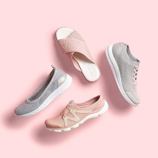 Up To 65% Off+Extra 20% OffEasy Spirit Shoes Sale