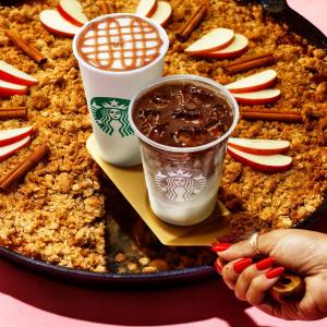 Starbucks 指定用户享限时优惠 价值$10礼卡