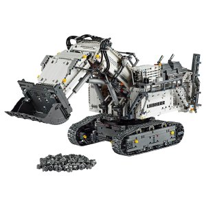 LegoLiebherr R 9800 Excavator 42100 | Technic™ | Buy online at the Official LEGO® Shop US