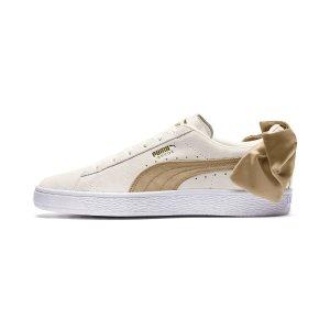 Puma蝴蝶结休闲鞋