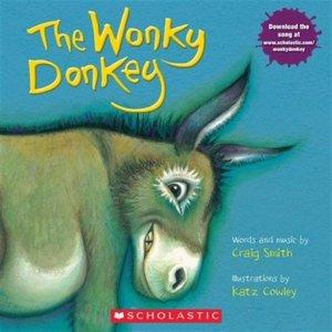 《The Wonky Donkey|奇异的驴子》