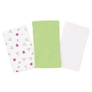$12.93Summer Infant SwaddleMe 全棉婴儿包巾 3条装