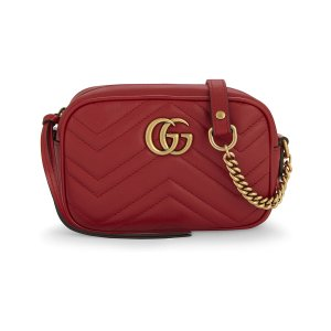 d408720132e320 Gucci GG Marmont Cross-body Bag @ Selfridges $870 - Dealmoon