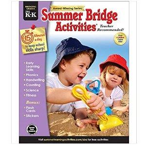 Summer Bridge Activities 儿童暑假分级习题册