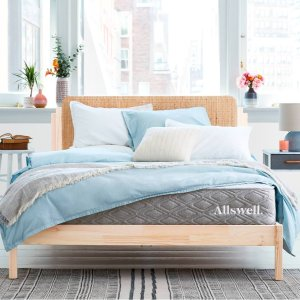 Extra 25% OffAllswell Luxe Hybrid Mattress on Sale