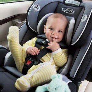 $159.99史低价:Graco 4ever 4合1可调节婴幼儿车用安全座椅