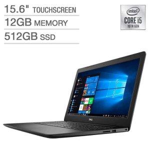Dell Inspiron 3000 笔记本 (i5-1035G1 12GB 512GB SSD)