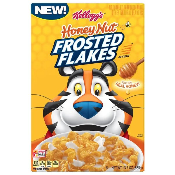 Frosted Flakes 即食早餐麦片