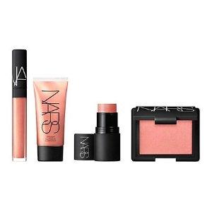 低至4折 收封面款套装NARS 精选彩妆产品热卖