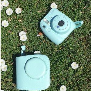 直降€23 多色可选Fujifilm Instax Mini 9 小清新文艺风拍立得打折啦