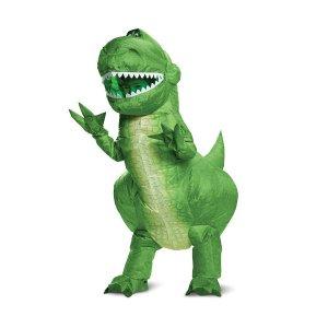 DisneyRex 儿童恐龙充气装扮服