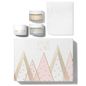 Eve Lom50ml卸妆膏+50ml急救面膜套装