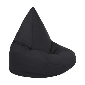 KmartBlack Bean Bag