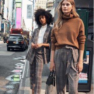 低至6折即将截止:H&M 会员专享 精选超值秋装特卖