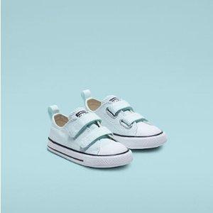 T恤$8+ 鞋$14+ 包邮Converse官网 童鞋服饰促销区额外7折,有大童码