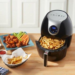 Best Buy Insignia 5.5L Digital Air Fryer