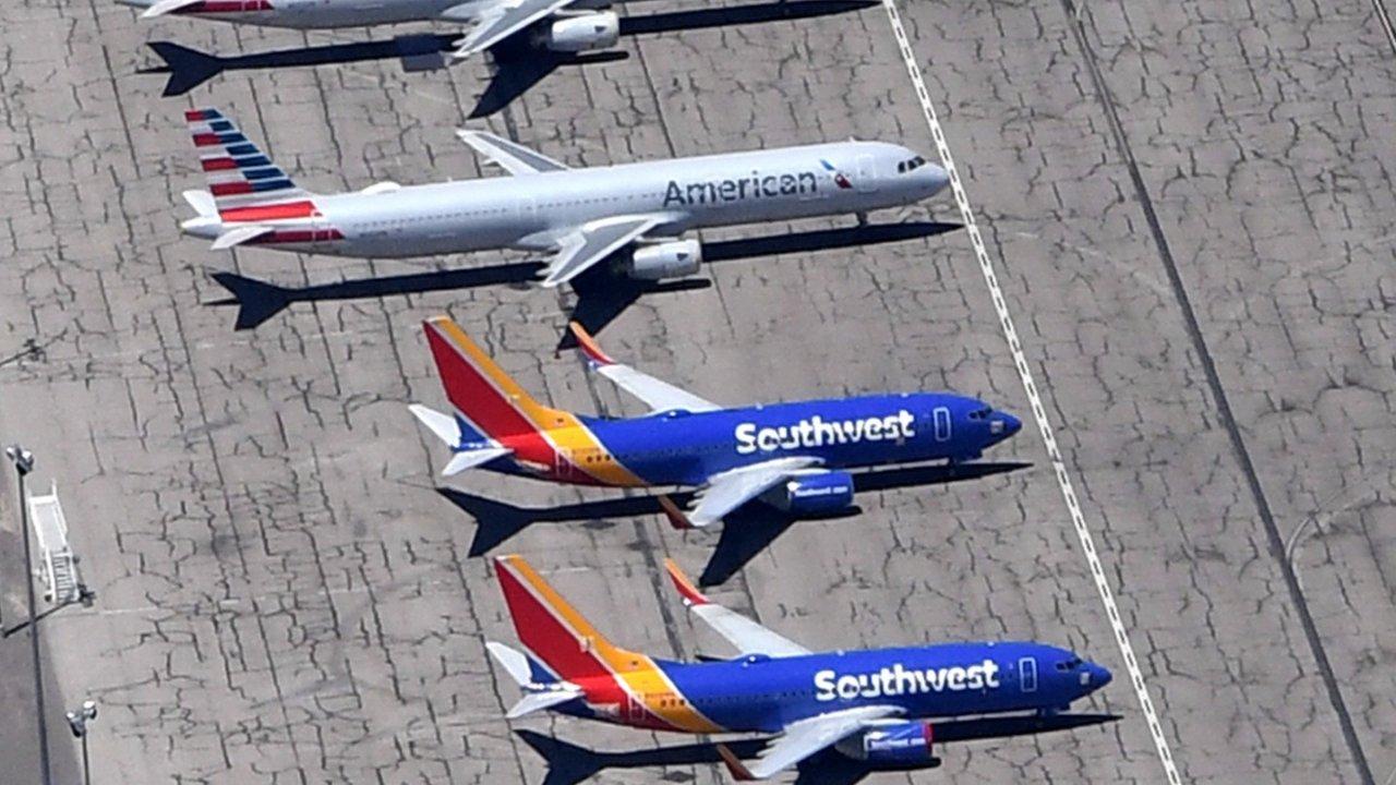美国航空和西南航空拒绝德州州长要求,坚持强制新冠疫苗接种